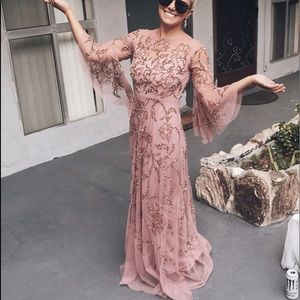 Aiden Mattox size 2 evening princess gown